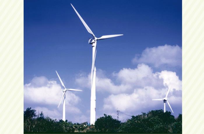風力発電(沖縄県)